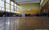 Rekolekcje dla młodzieży 11-13 marca 2013 r. - prowadził a. Adam Szustak