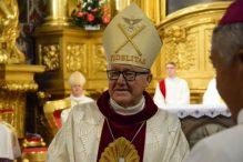 Święcenia nowego biskupa