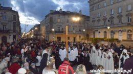 Droga Krzyżowa ulicami Kielc