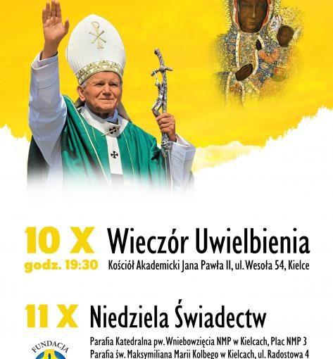 W niedzielę – XX Dzień Papieski