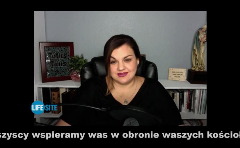 Pro-liferzy z całego świata wspierają Polskę!