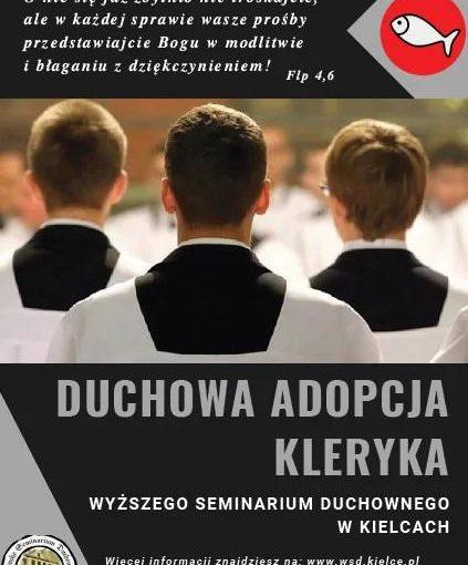 Duchowa Adopcja Kleryka