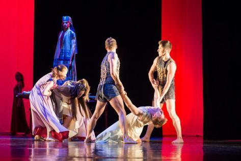 Pasja w Kieleckim Teatrze Tańca