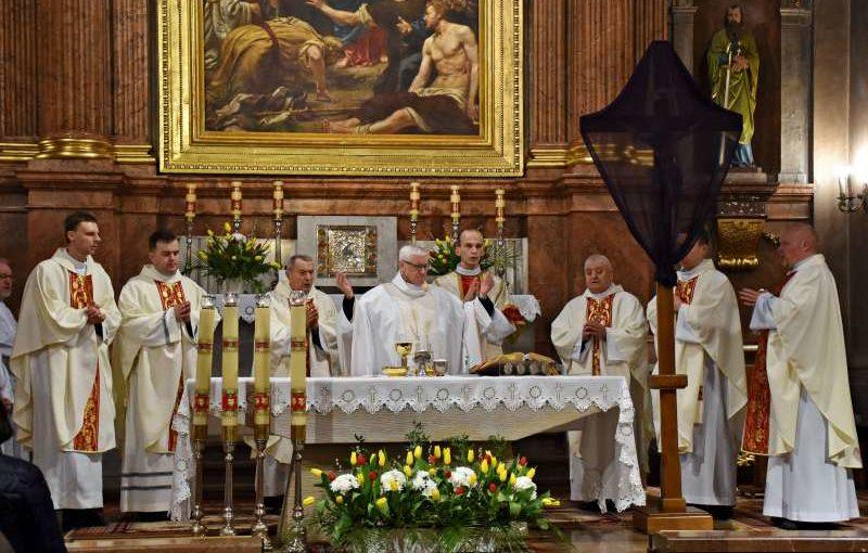 Wielki Czwartek w naszej parafii