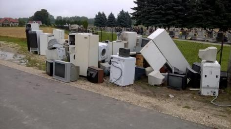 Zbiórka elektrośmieci – na misje